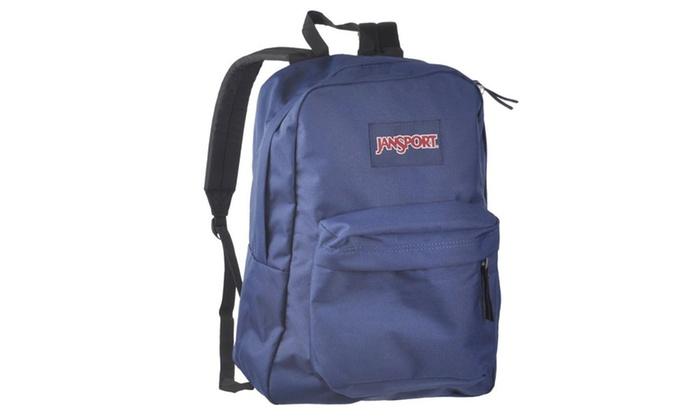 40% Off on JanSport Superbreak Backpack ... | Groupon Goods