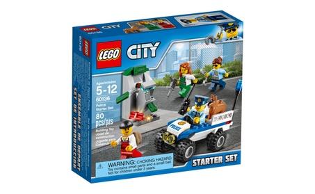 LEGO® City Police Police Starter Set 60136 777512d2-01e8-458a-a192-0d964f646a42