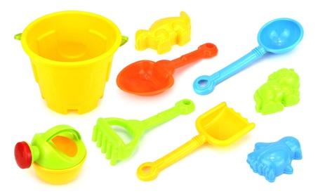 Sand Superstar Bucket Children's Kid's Toy Beach Sandbox Sand Playset c72af699-8d46-4a80-a6e2-50d938b006e3