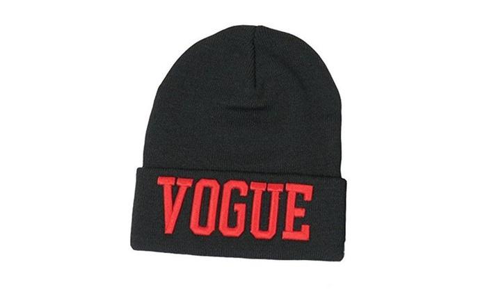 Men Women Winter Hiphop Warm Cap Sport Hats For Women Skullies