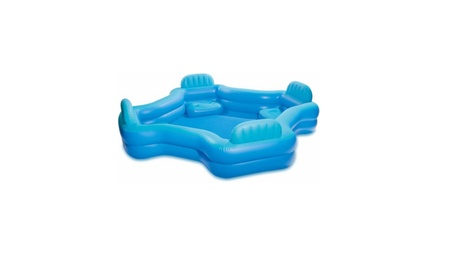 Intex Relax And Keep Cool 57191WL Swim Center Family Lounge Pool 4203d618-b5d9-4bd2-a591-5274e8f550a5