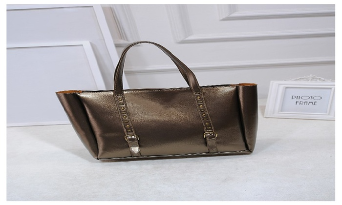 Women Shoulder Bag Totes Original Design PU Big Capacity