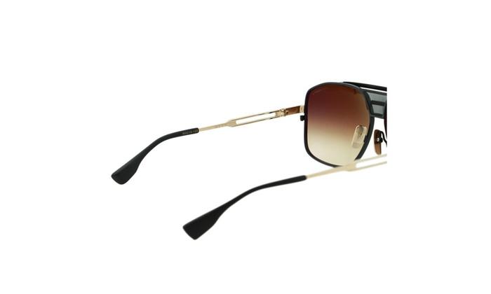 7081430a61 DITA Armada Men DRX-2045-B Gold   Black Titanium Aviator Sunglasses ...