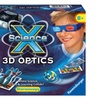 Ravensburger Science X® Mini - 3D Optics 18177