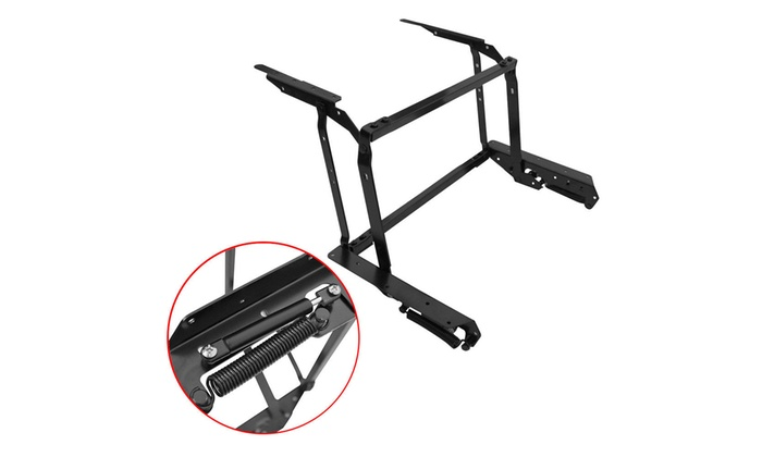 Large Lift Up Top Coffee Table Mechanism Furniture Frame Spring Hydraulic  Hinge