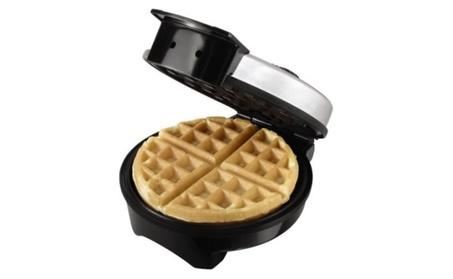 Oster 8-Inch Belgian Waffle Maker, Stainless Steel 2e0e9939-3098-43ca-b939-4b5e3e3c87cf