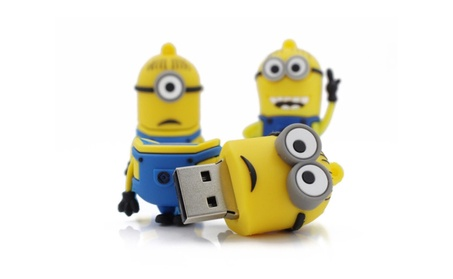 Portable Minion (Despicable Me) Flash Drives d8f2a900-495b-48d2-a118-44509cf4a3cc