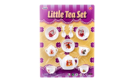 Toy Tea Play Set b9ef8ef9-069c-47c2-8005-1fd6d2ec512d