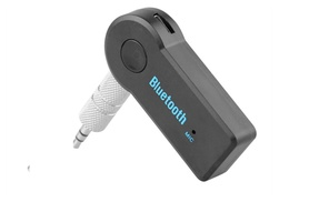 3.5Mm Jack Bluetooth Aux Audio Music Receiver Car Adapter