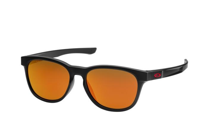 208fd775a7 ... Oakley Stringer Sunglasses Matte Black Frame PRIZM Ruby Lens OO9315-1655