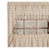 "Adirondack Cotton Kitchen Window Curtains 38"" Swag Pair"