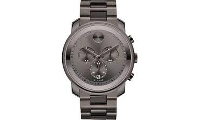 9c6359c29 Movado Bold 3600277 Men's Watch | Groupon