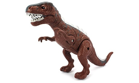 VT Dino Valley Tyrannosaurus T Rex Battery Operated Toy Dinosaur Figure 3cef0127-4f2d-455b-bfe3-dc4e43baab82