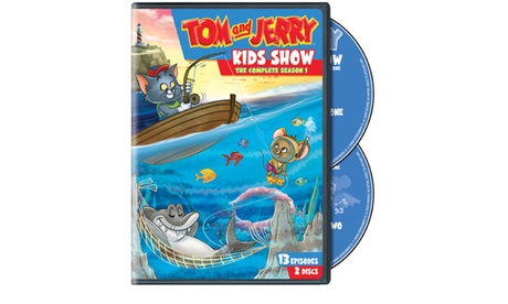 Tom and Jerry Kids Show: The Complete First Season b0f4f99a-7553-423b-ab1b-a7f3d569bf24