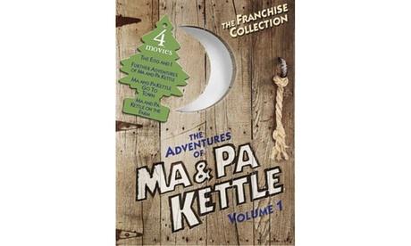 The Adventures of Ma & Pa Kettle, Vol. 1 & 2 e5786f75-0241-4b16-8c9e-eab8a2e58f58