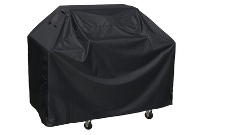 Heavy Duty Waterproof Barbecue Gas Grill Cover Uv Resistant
