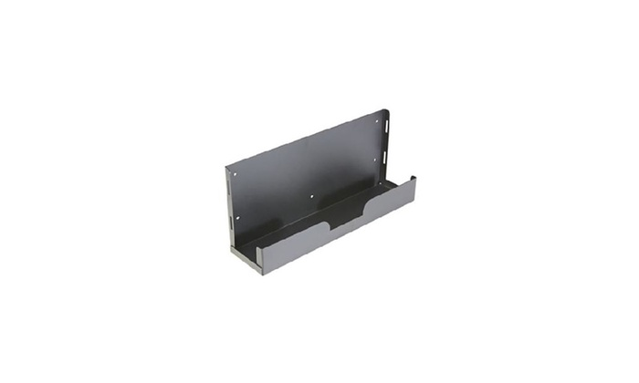 Cable Wall Mount Small Form Factor Cpu Shelf
