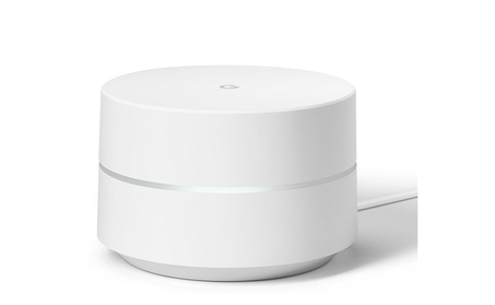 Google Wifi system (single Wifi point) - Router replacement for Home 6ff8a242-4260-4b4c-846a-3dcfb362901f