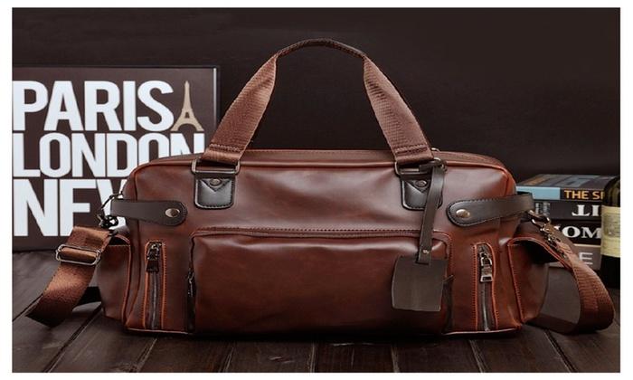 656c0b919f Men Bag Crossbody Bag Shoulder Bag Rawhide Sport Travel