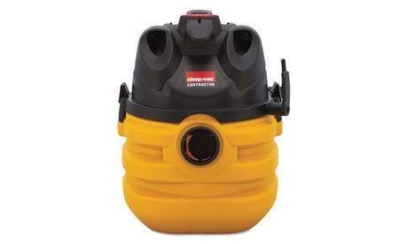 Shopvac Heavy Duty Portable Wet/Dry Vacuum, 5gal Capacity, Black/Yellow 5372bf61-40f1-4d36-8d1b-3995b3167c02