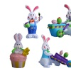 Easter Bunny Celebration Inflatable