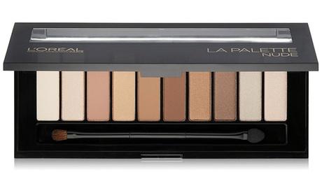 L'Oreal Paris Cosmetics Colour Riche Nude 1 Eye Shadow Palette edae504d-8755-4089-8a90-f8cf4874ebef