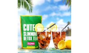 CUTEA All Natural Detox Cleanse (14- or 28-Count)