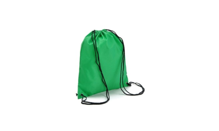 Nylon Shoulder Bag with black  band for Travel and Sport
