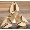 Hand Spinner Triangle  Brass Puzzle Finger Toy