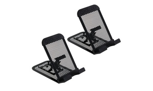Rolodex Mesh Collection Mobile Device and Tablet Stands (2-Pack)