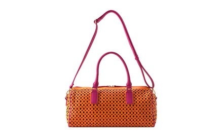 Gorgeous Shiraleah Lola Sport Satchel Purse Bag