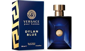 Versace Pour Homme Dylan Blue EDT 3.4 Oz Men's