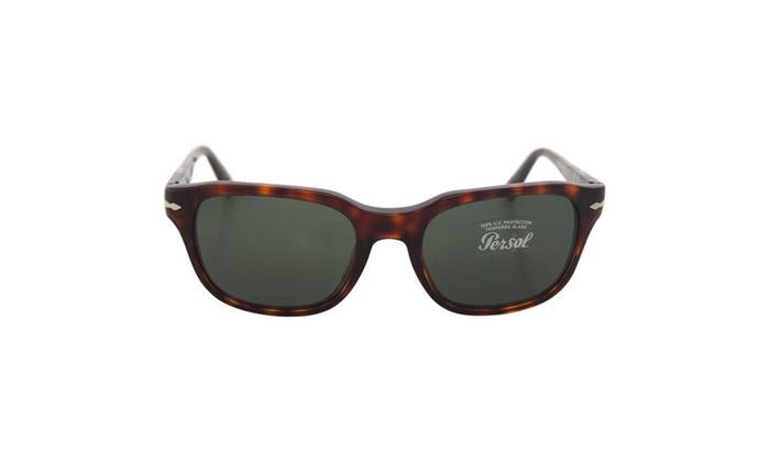 PO3112S 24/31 - Havana by Persol for Men - 53-19-145 mm Sunglasses