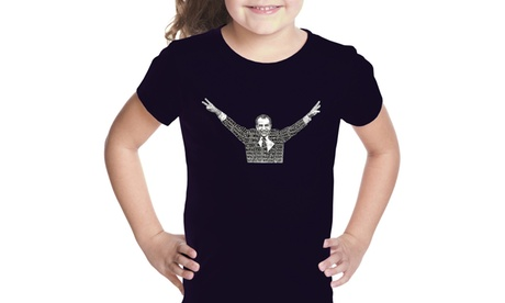 Girl's T-shirt - I'M NOT A CROOK 07fc2464-bc50-48eb-8911-7a74f050b451