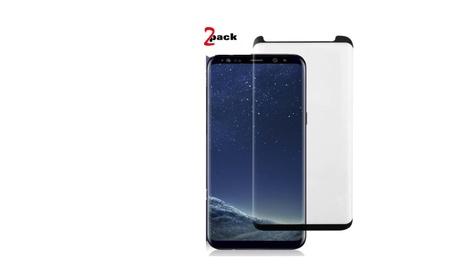 Samsung Galaxy Note 8 Screen Protector Full Coverage Curved Tempered 1365df0f-cd3b-439e-b4c2-9c8e395d589f