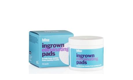 Bliss Ingrown Eliminating Pads 50 Pads cd159ecd-21bd-4fb4-950b-2322b48497e0