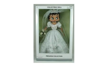 Precious Kids 31182 Bridal Dress Betty Boop Fashion Doll cc30dbae-5048-4864-abdf-d1fc96bfff69