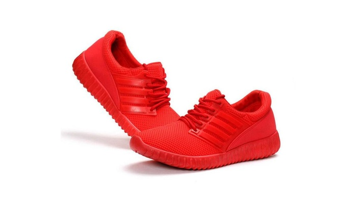 Tenfry: Men Women Unisex Casual Sneakers Breathable Athletic Sports Shoes