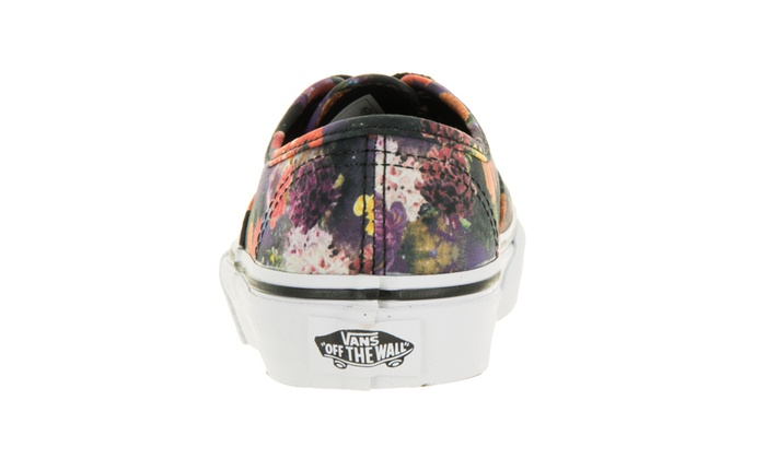 55a29cd25f Up To 13% Off on Vans Kids Authentic (Galaxy F...