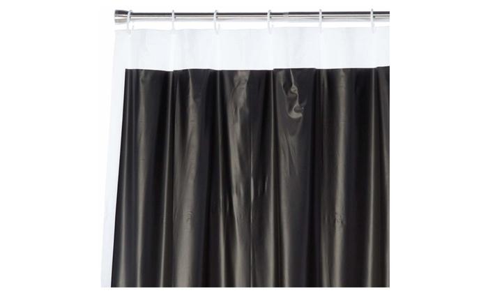 Scarface Tony Montana Vinyl Shower Curtain With 12 Hooks