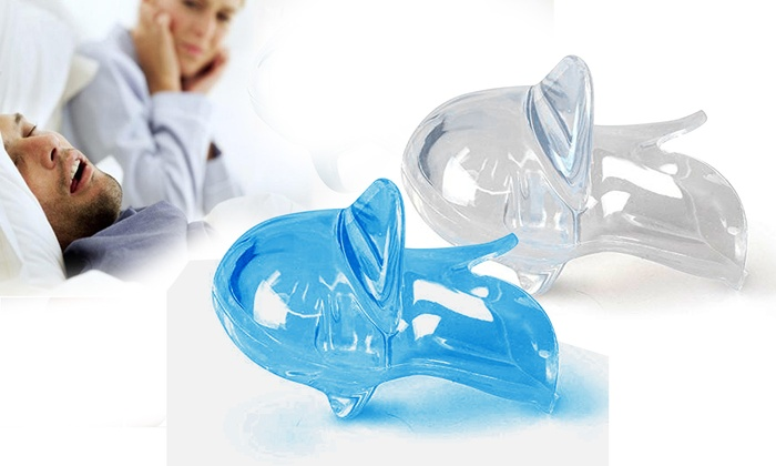 Up To 86% Off on Anti Snoring Tongue Device Si      Groupon