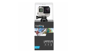 GoPro HERO4 HD 4K Camera Bundle at The Teds Store, plus 6.0% Cash Back from Ebates.