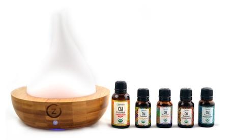 Zennery Sensual Essential Oils Kit includes Diffuser cab775a5-eb4e-49d1-b879-8ce7ad88a11b