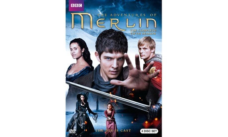 Merlin: The Complete Fifth Season (DVD) b081f5c9-ca3b-464c-a57f-a487f22570b6