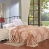 Luxury Home Microplush Snowflake-Patterned Blanket