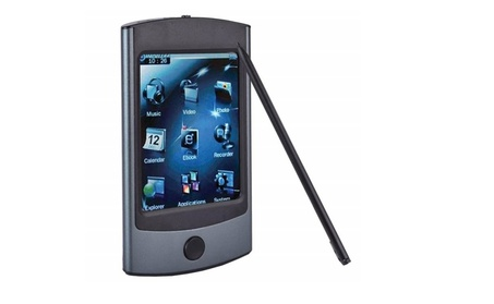 USB 2.0 2.8V 4GB Digital Touchscreen MP3 Media Player w/ Camera