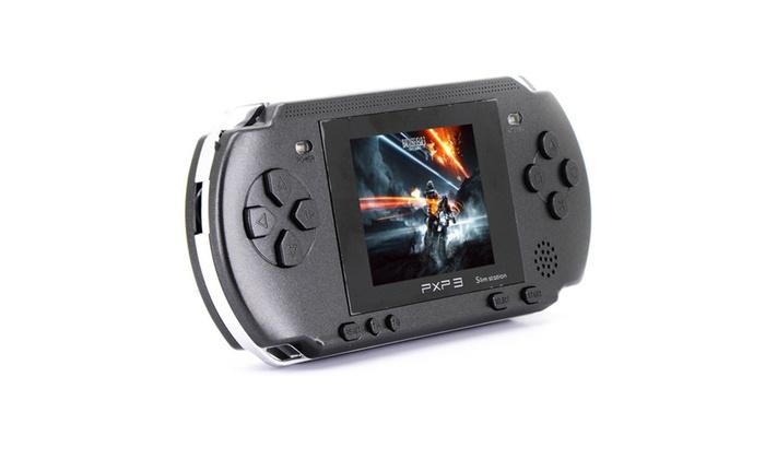 16 Bit PXP Portable Video Game Handheld Console 150 Retro MegaDrive US