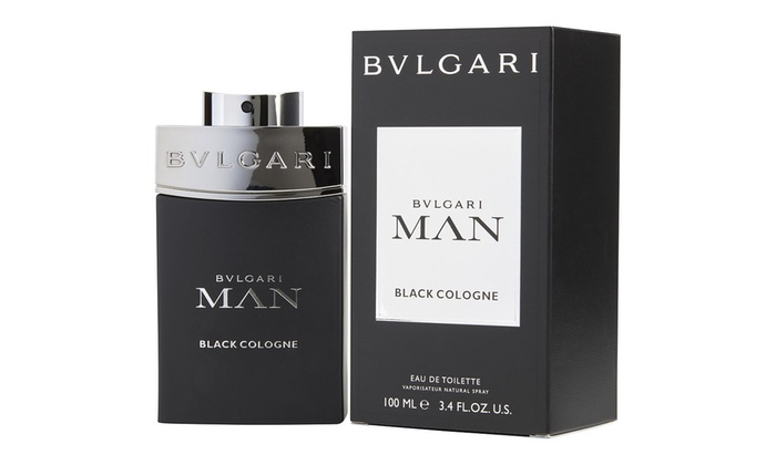 98783ff670 Up To 53% Off on Bvlgari Man Black Cologne 3.4... | Groupon Goods
