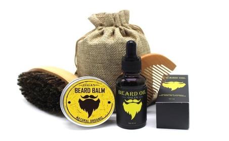 Premium Oalen Beard Oil For Men Full Kit a76b25f1-927e-4e83-902b-06caf730ad36