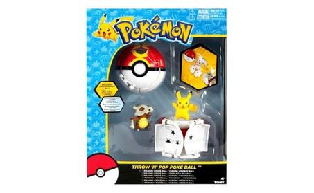 Pikachu & Poke Ball / Cubone & Repeat Ball Figure Set Pokemon f00f6388-8009-42c1-bd3f-1a985936458d
